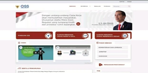 MENGENAL OSS RBA (ONLINE SINGLE SUBMISSION RISK BASED APPROACH)